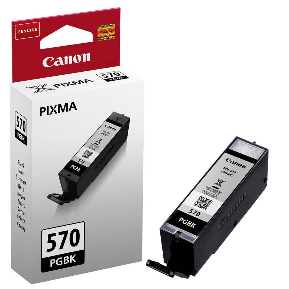 Canon PGI-570 - noir photo - cartouche d'encre originale