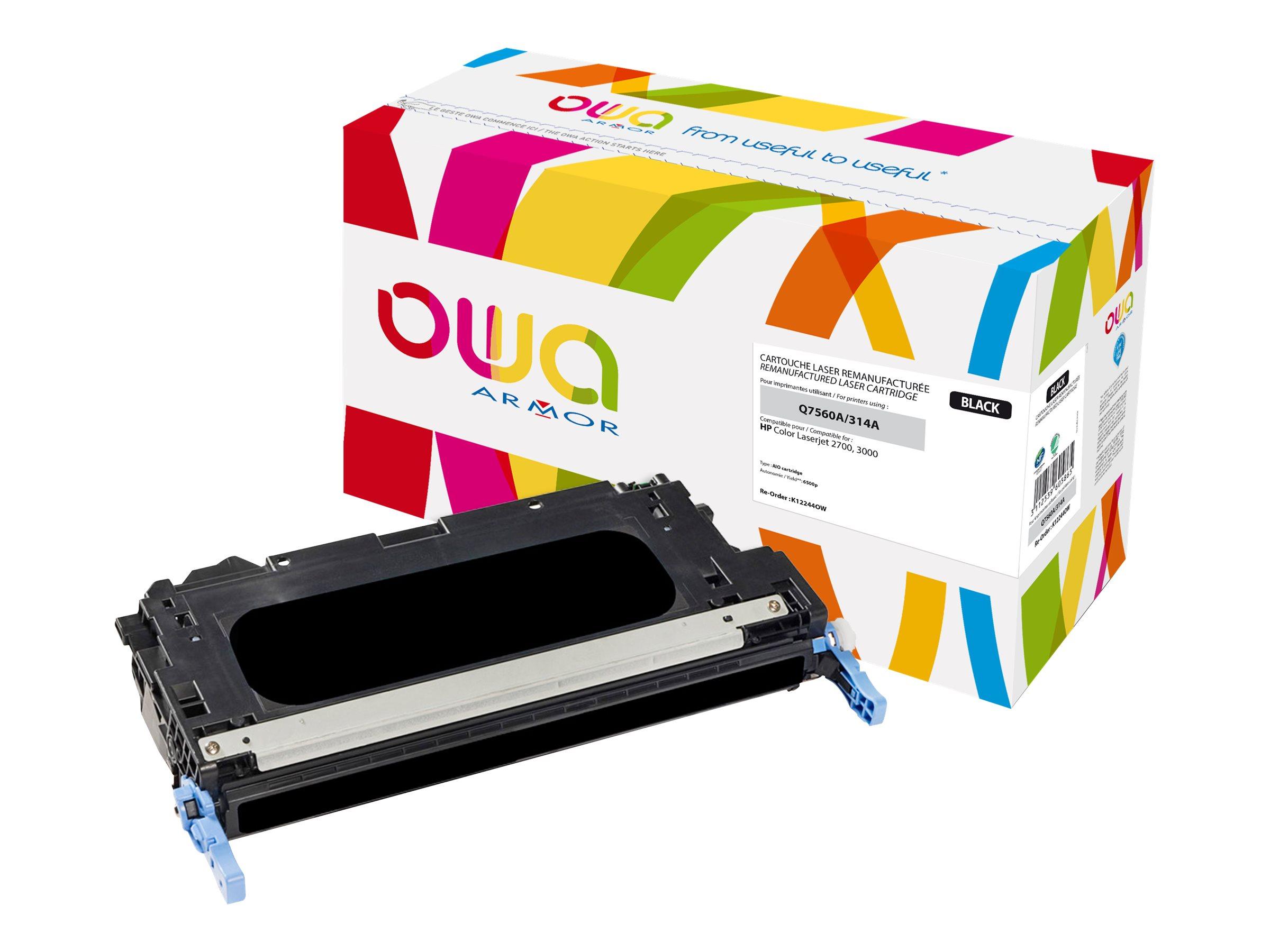 HP 314A - remanufacturé Owa K12244OW - noir - cartouche laser