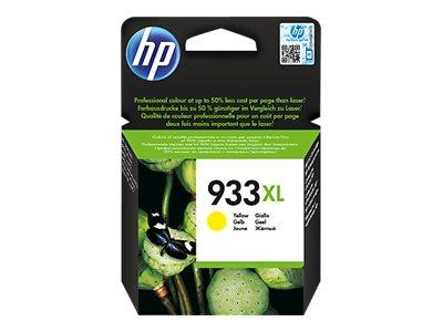 HP 933XL - jaune - cartouche d'encre originale