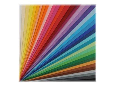 Canson Colorline - Papier à dessin - 50 x 65 cm - rouge carmin