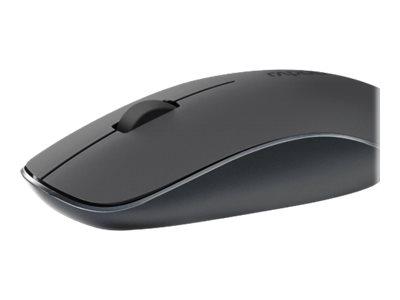 Rapoo 3510 - souris sans fil - noire