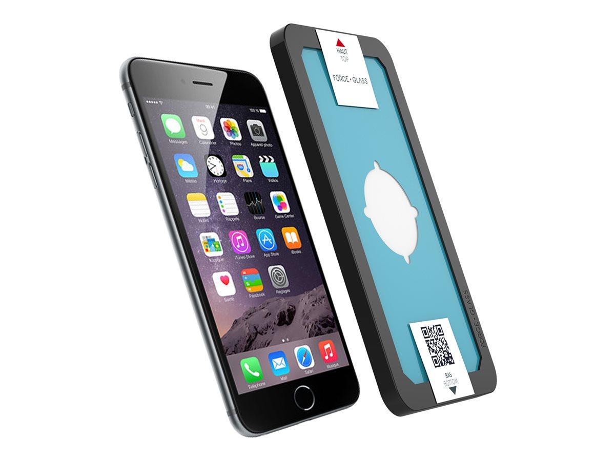 Force Glass - Protection d'écran - verre trempé pour iPhone 7/8