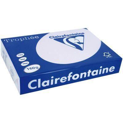 Clairefontaine Trophée - Papier couleur - A3 (297 x 420 mm) - 160 g/m² - 250 feuilles - lilas