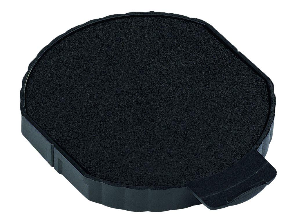 Trodat - 3 Encriers 6/15 recharges pour tampon 5215/5415 - noir