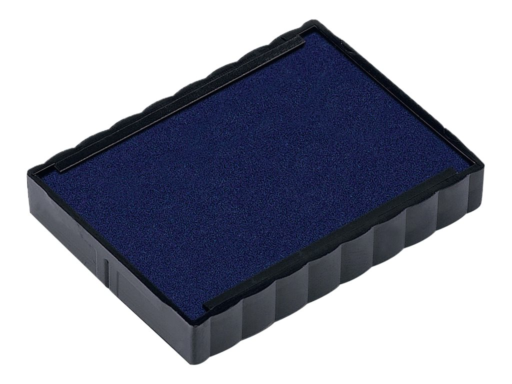 Trodat - Encrier bicolore 6/4750 recharge pour tampon Printy 4941/4750 - bleu/rouge