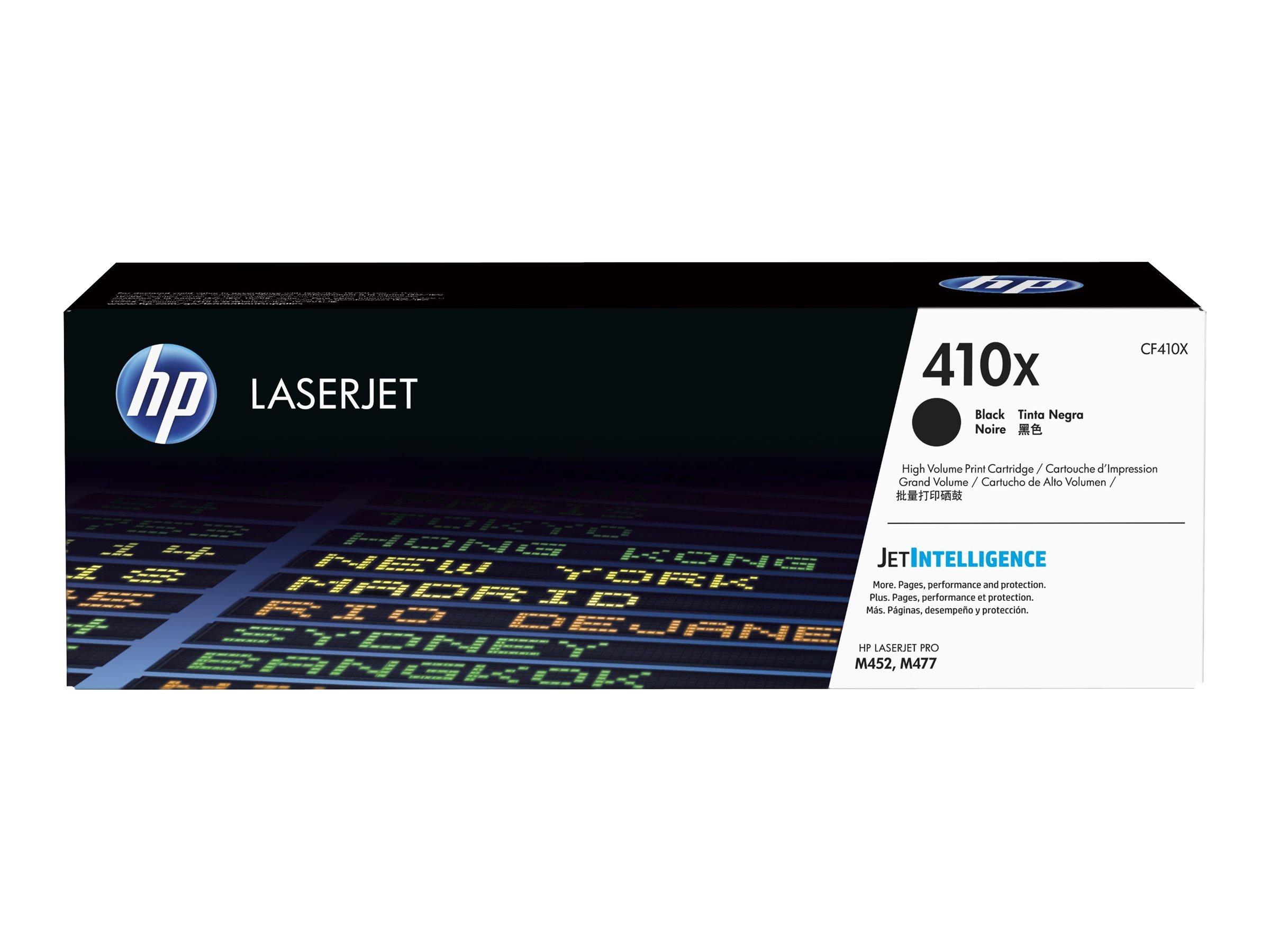 HP 410X - noir - cartouche laser d'origine
