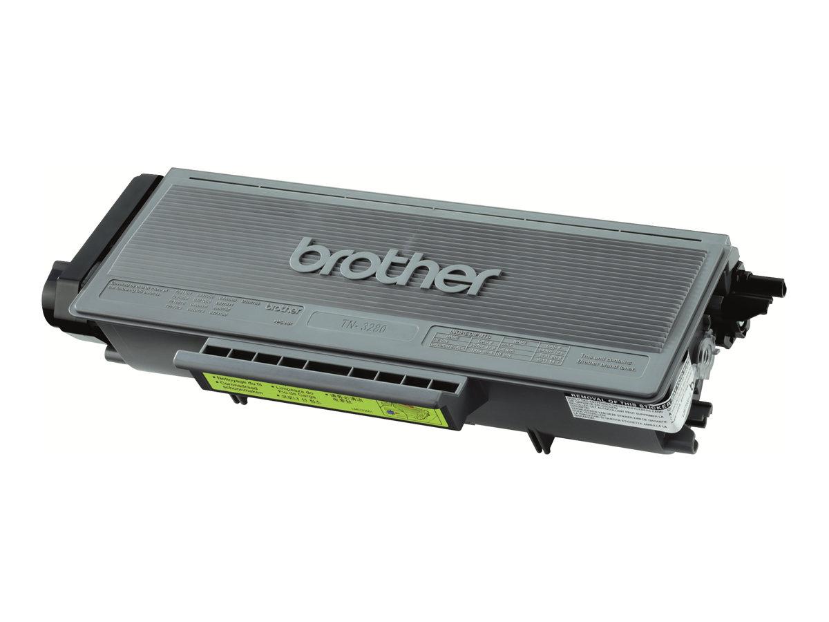 Brother TN3280 - noir - cartouche laser d'origine