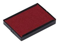 Trodat - 3 Encriers 6/4929 recharges pour tampon Printy 4929/4729 - rouge