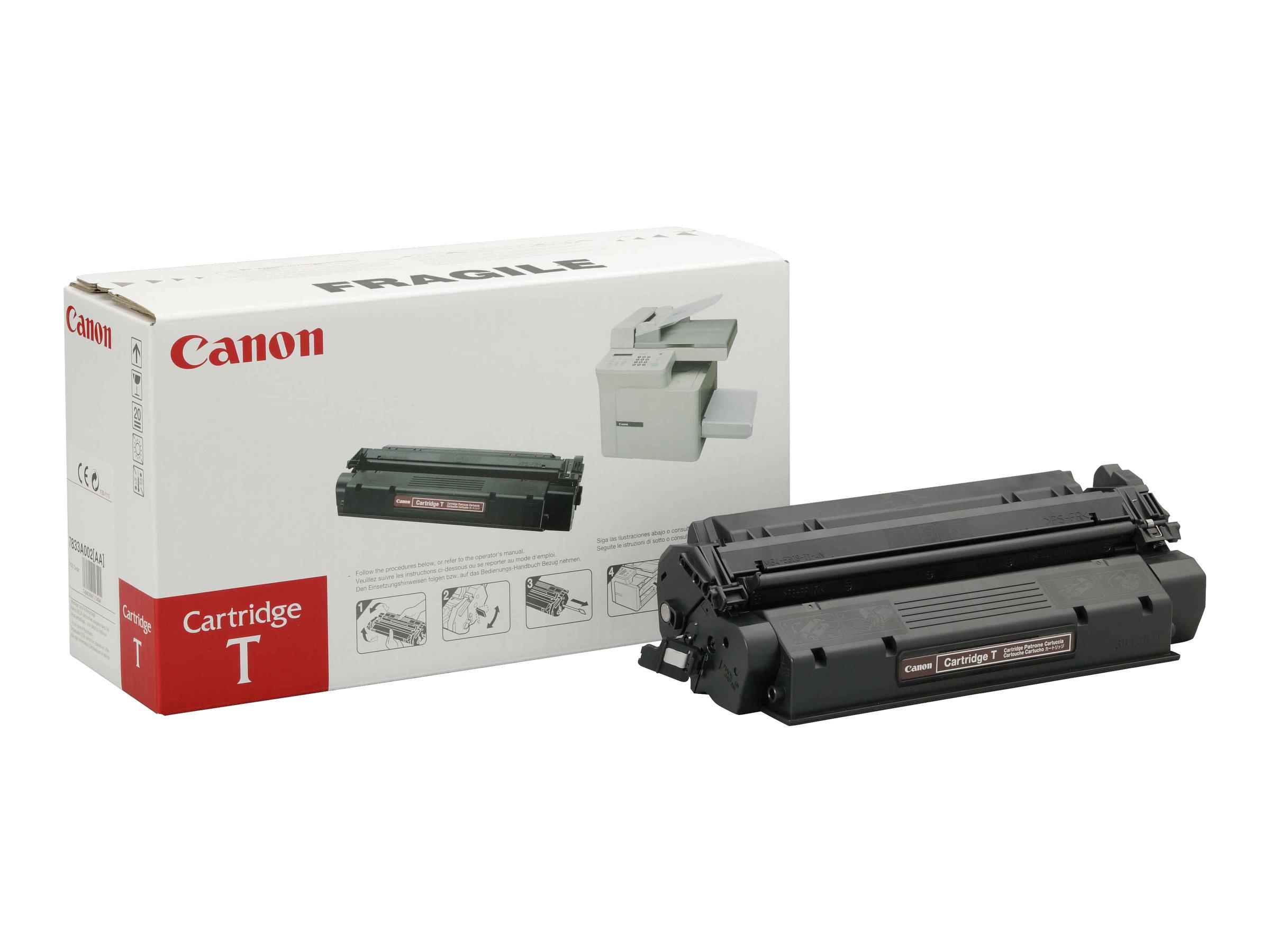 Canon T 7833A002 - noir - cartouche laser d'origine