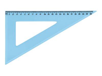 JPC  équerre 13 cm  60° plastique incassable