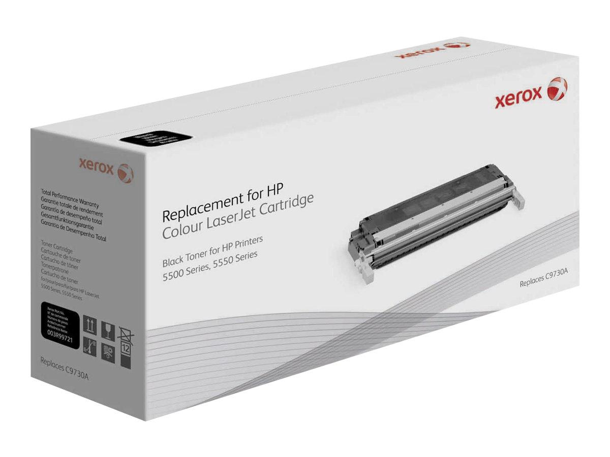 Xerox HP Colour LaserJet 5500 series - noir - cartouche de toner (alternative pour: HP C9730A)