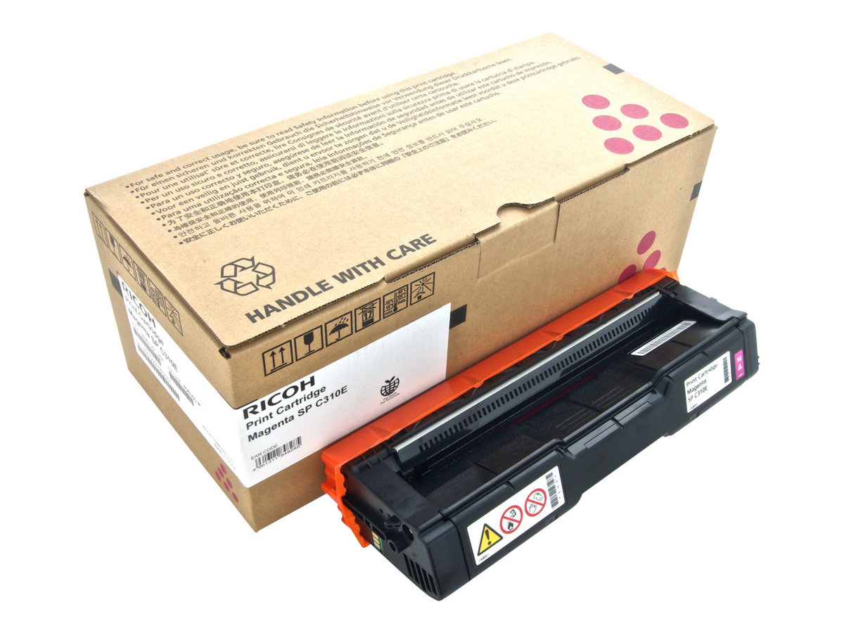 Ricoh SPC242DN - magenta - cartouche laser d'origine