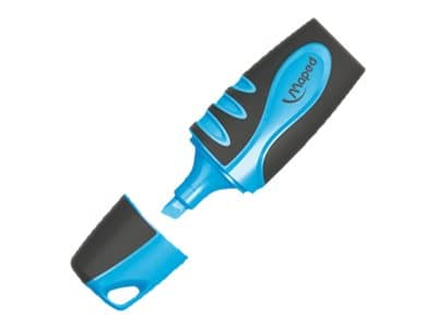 MAPED FLUO Peps Pocket - surligneur - bleu vif