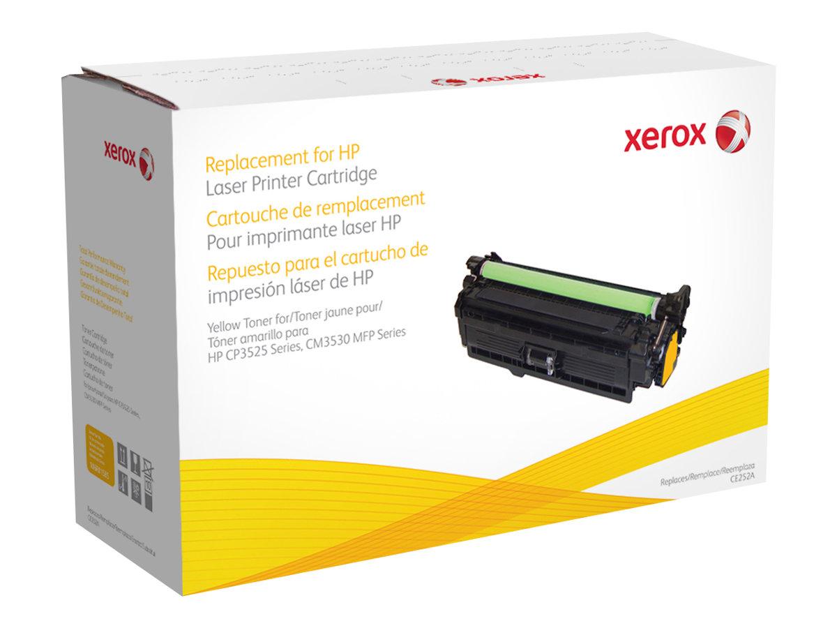Xerox HP Colour LaserJet CM3530 MFP - jaune - cartouche de toner (alternative pour: HP CE252A)