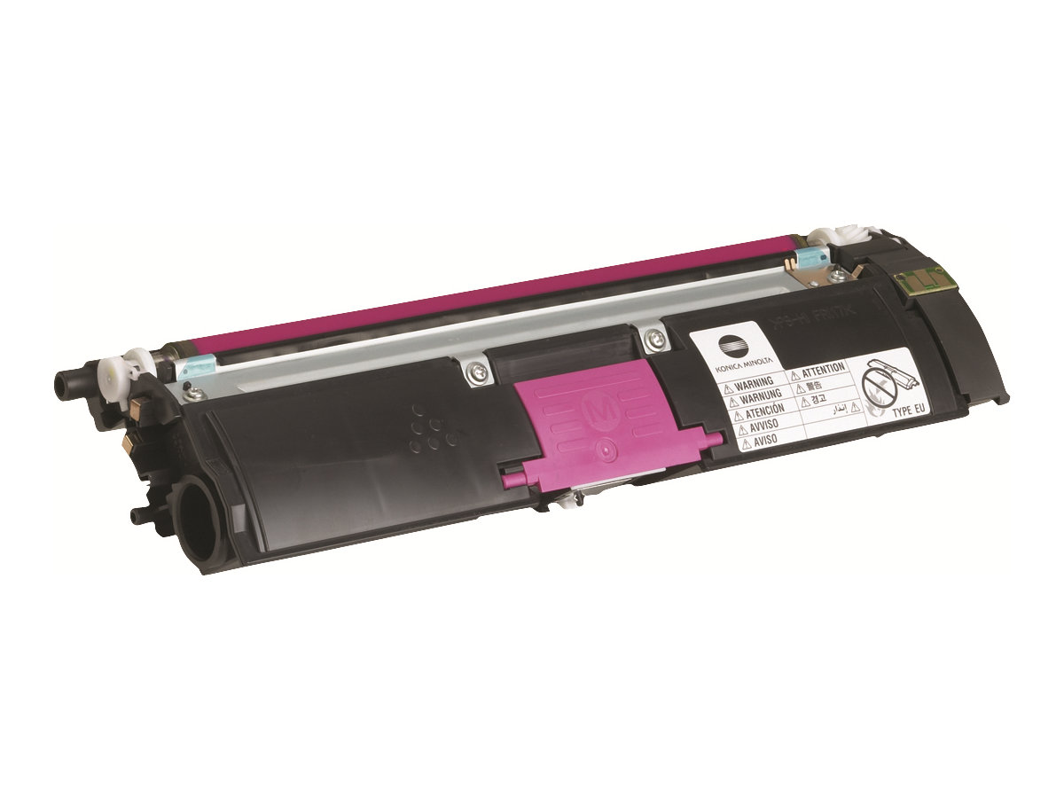 Konica Minolta - Magicolor 2400 - magenta - original - cartouche laser