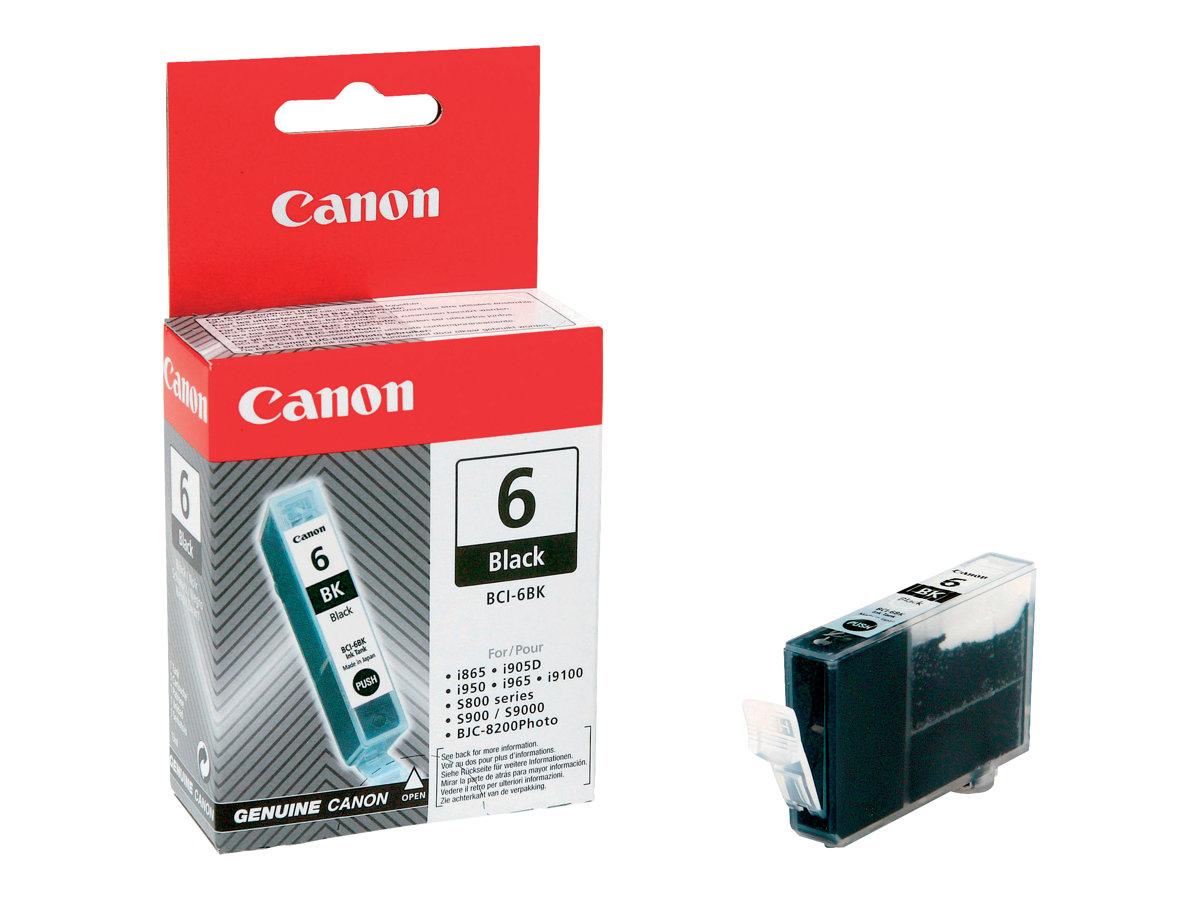 Canon BCI-6 - noir - cartouche d'encre originale