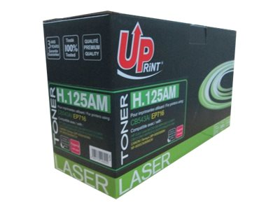 HP 125A - remanufacturé UPrint H.125AM - magenta - cartouche laser