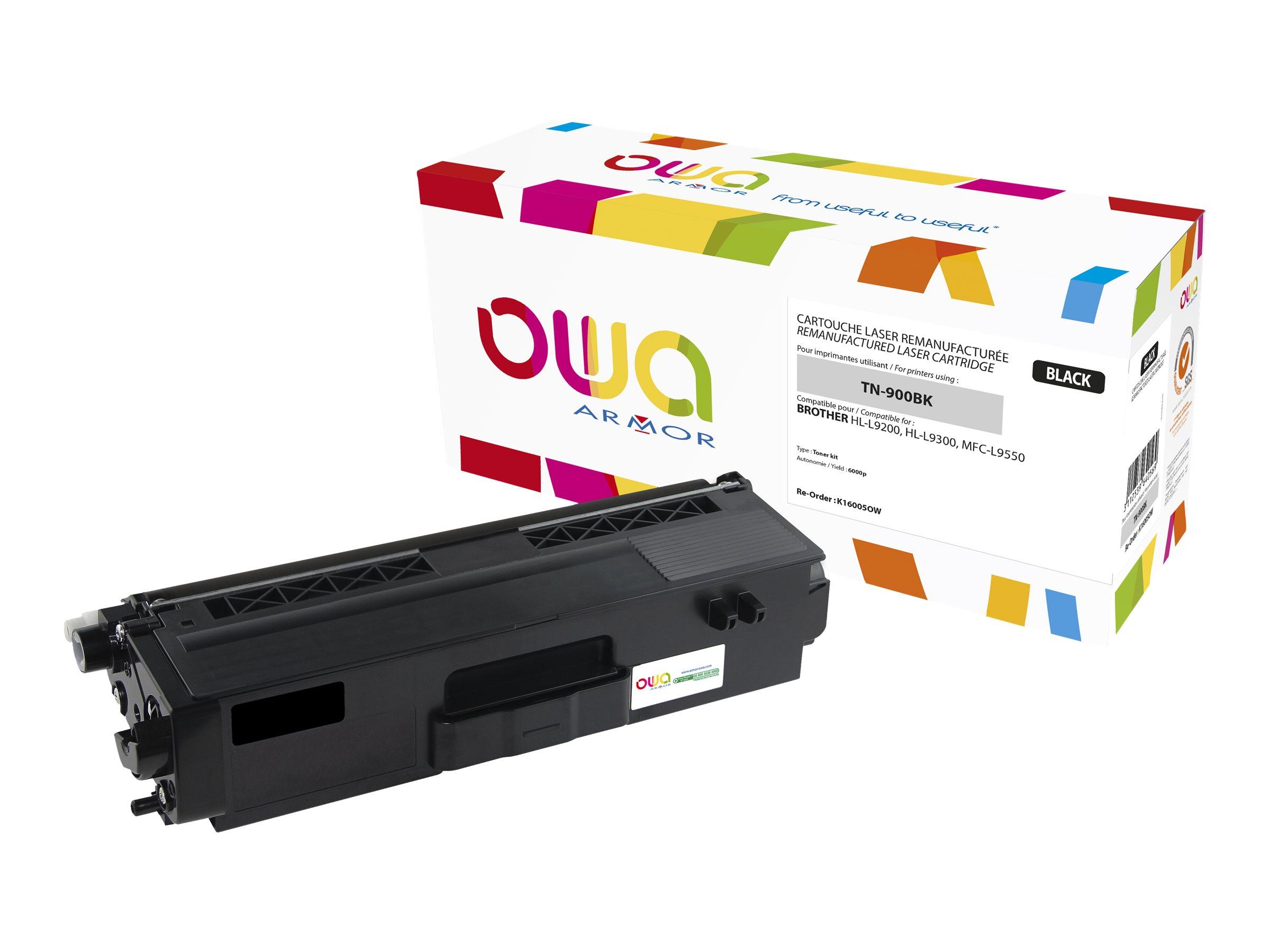 Brother TN900 - remanufacturé Owa K16005OW - noir - cartouche laser