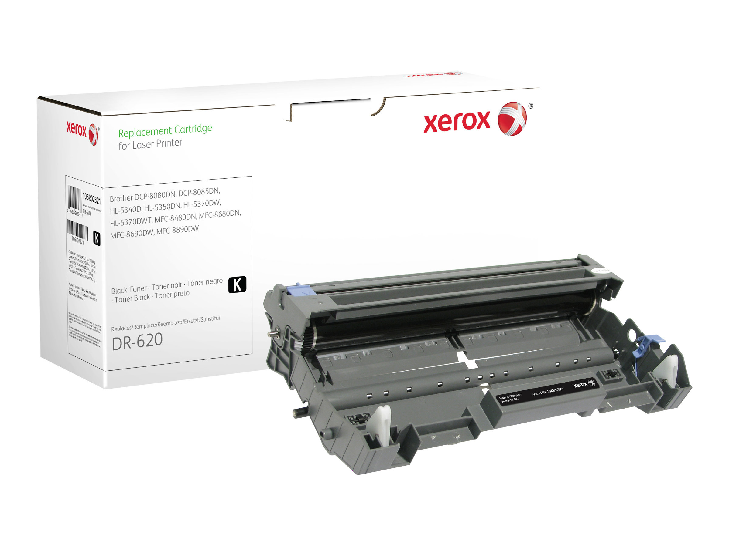 Xerox Brother MFC-8890DW - kit tambour (alternative pour: Brother DR3200)