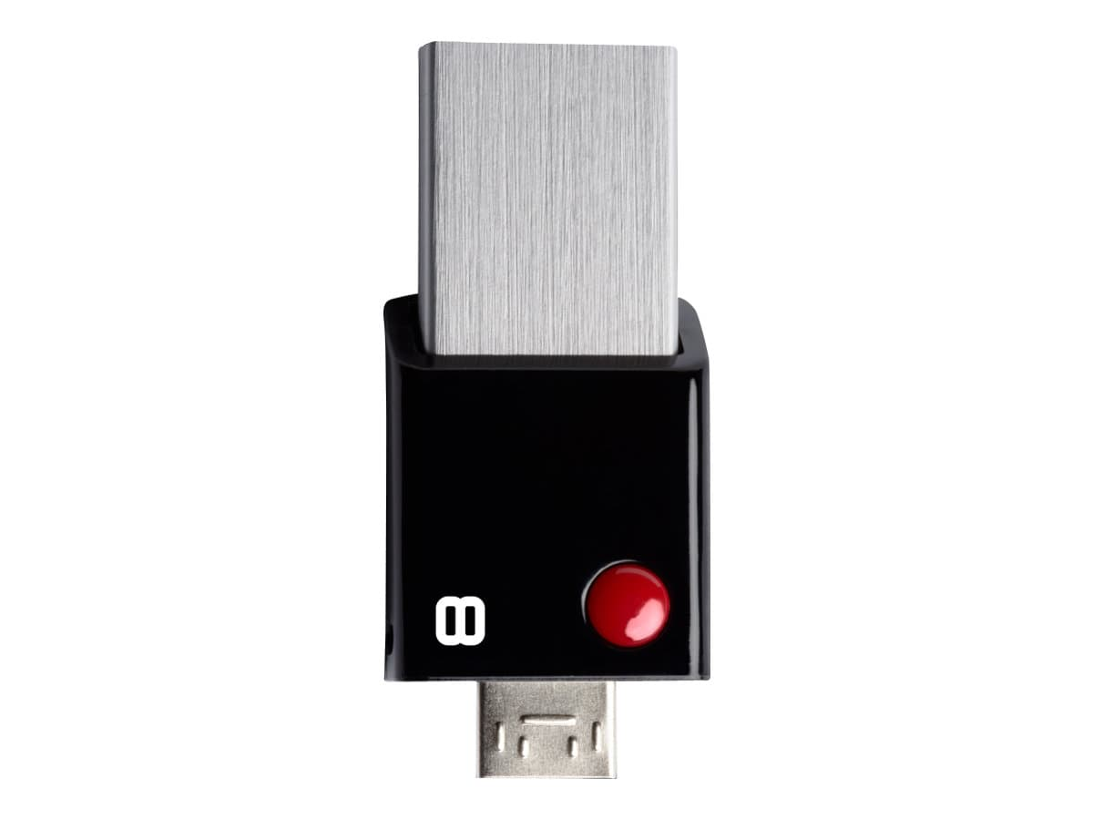 EMTEC Mobile & Go OTG T200 - clé USB - 8 Go