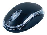 TX MS1 - souris - USB - noir