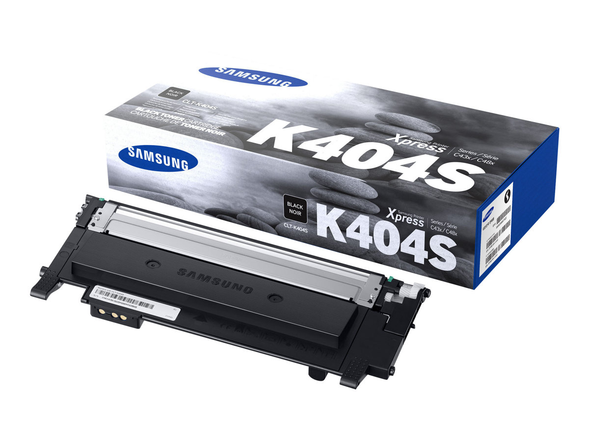 Samsung CLT-K404S - noir - cartouche laser d'origine
