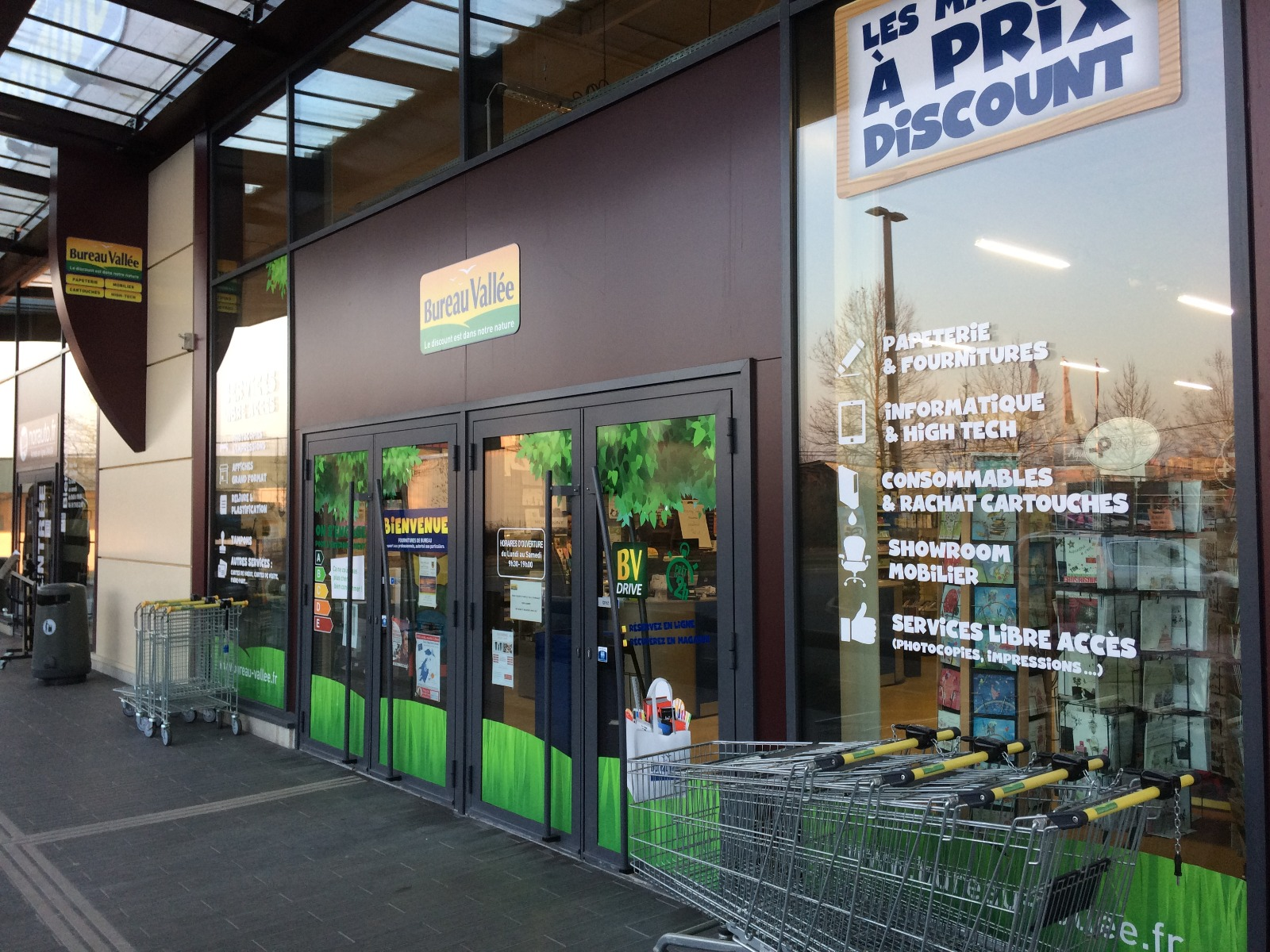 Magasin Rambouillet
